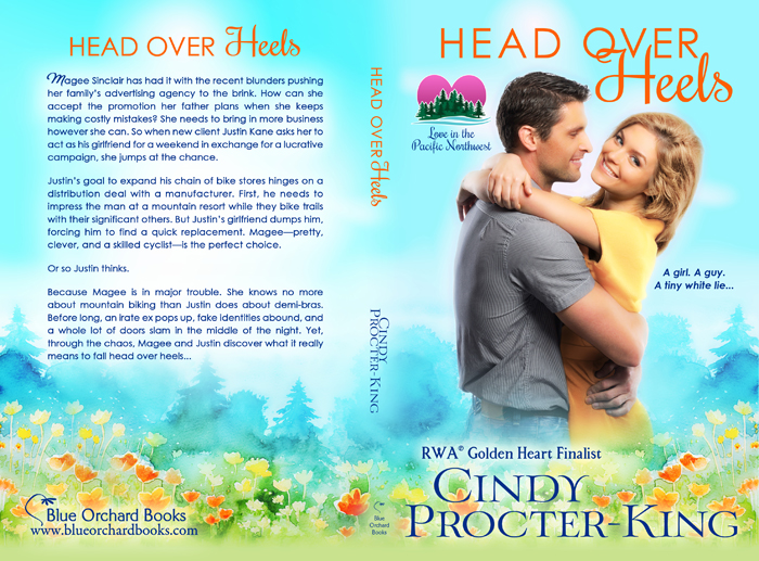 Head Over Heels Trade Paperback Cover